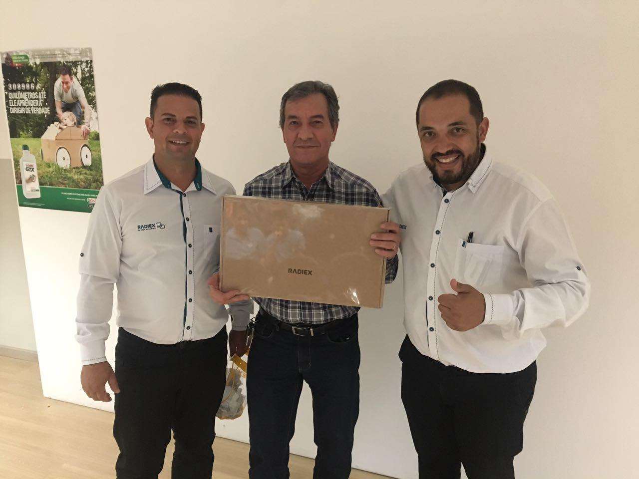 Ações PDV - Paraná
