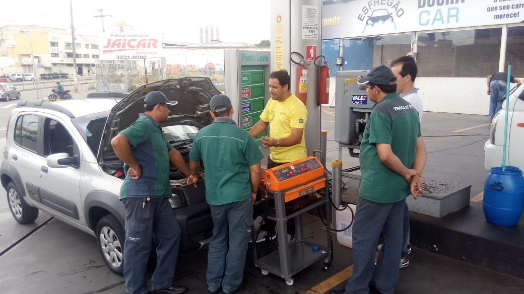 Ações PDV - Goiás