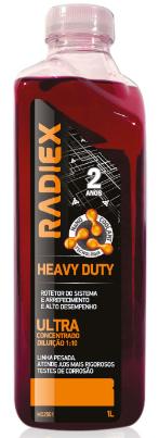 Protetor do Sistema de Arrefecimento – Heavy Duty