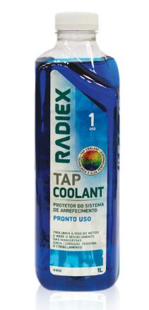 Protetor do Sistema de Arrefecimento Coolant 50 % – Pronto Uso Azul