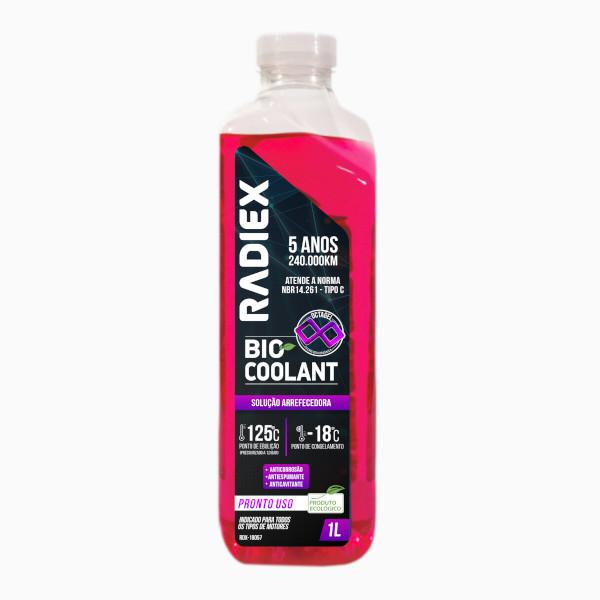 Solução Arrefecedora – Octagel Pronto Uso